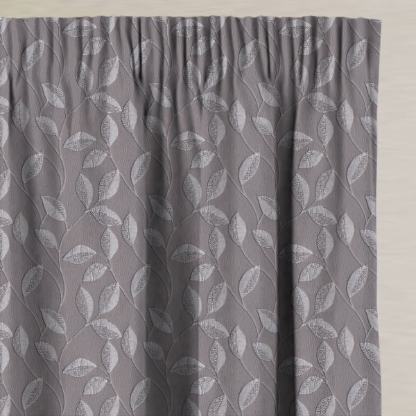 Thurlow Graphite Made to Measure Curtains