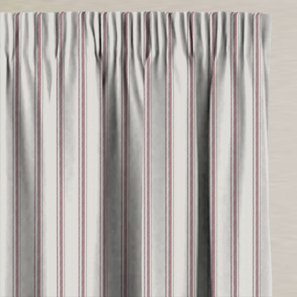 Kari Blush Made to Measure Curtains