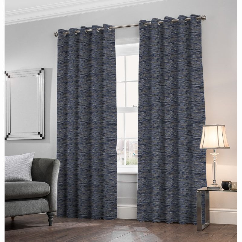 Glitz Midnight Made to Measure Curtains