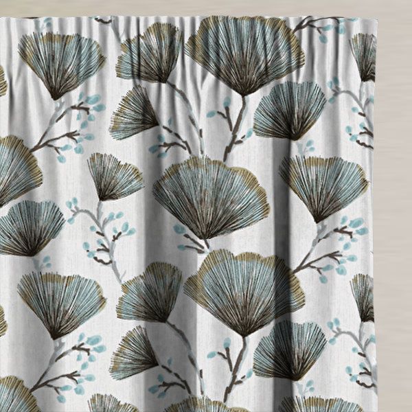 Odin Seafoam Made to Measure Curtains