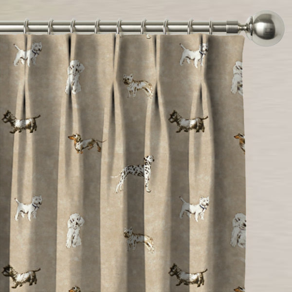 Kennels Sable Made to Measure Curtains