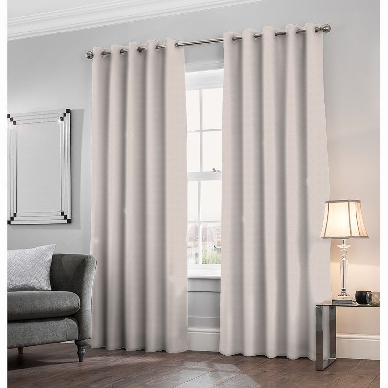 Shiloh Platinum Made to Measure Curtains