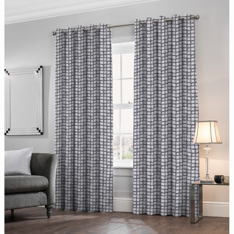 Chelton Graphite Made to Measure Curtains