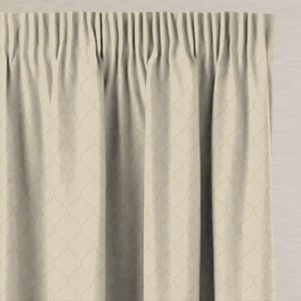Camley Ivory Made to Measure Curtains