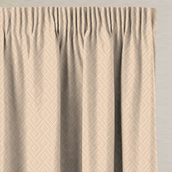 Kinver Champagne Made to Measure Curtains