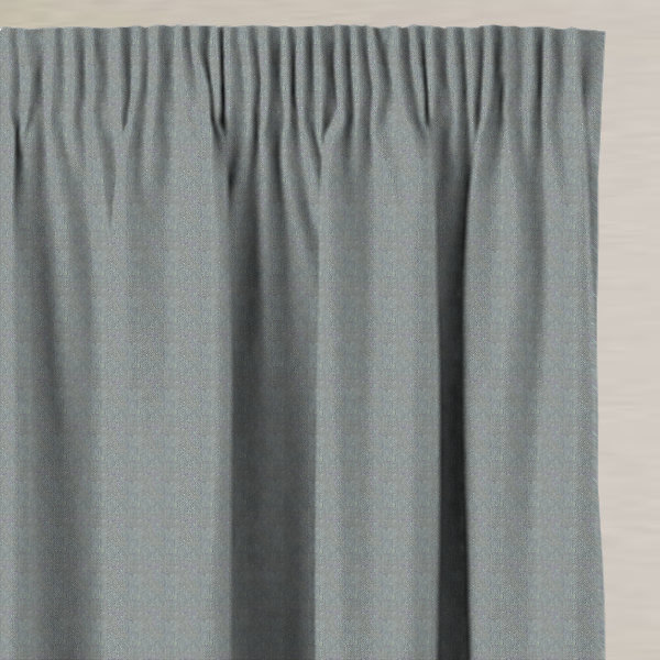 Eden Charcoal Made to Measure Curtains