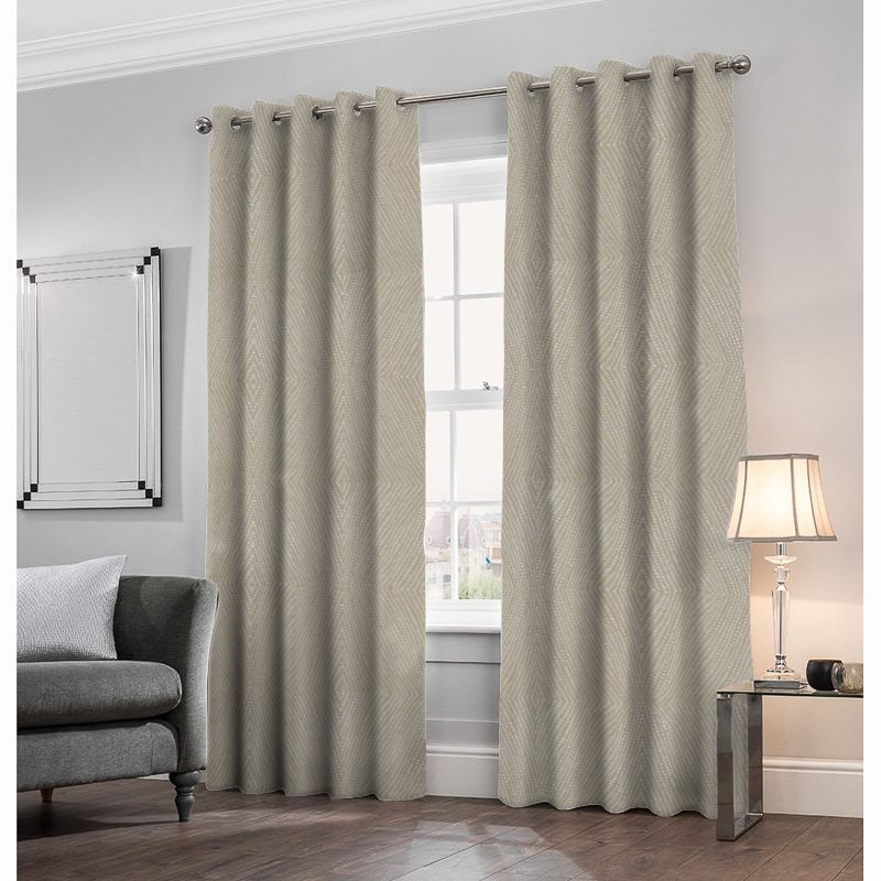 Azara Natural Made to Measure Curtains