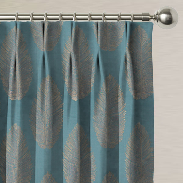 Eden Peacock Made to Measure Curtains