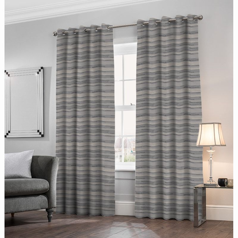 Java Pewter Made to Measure Curtains