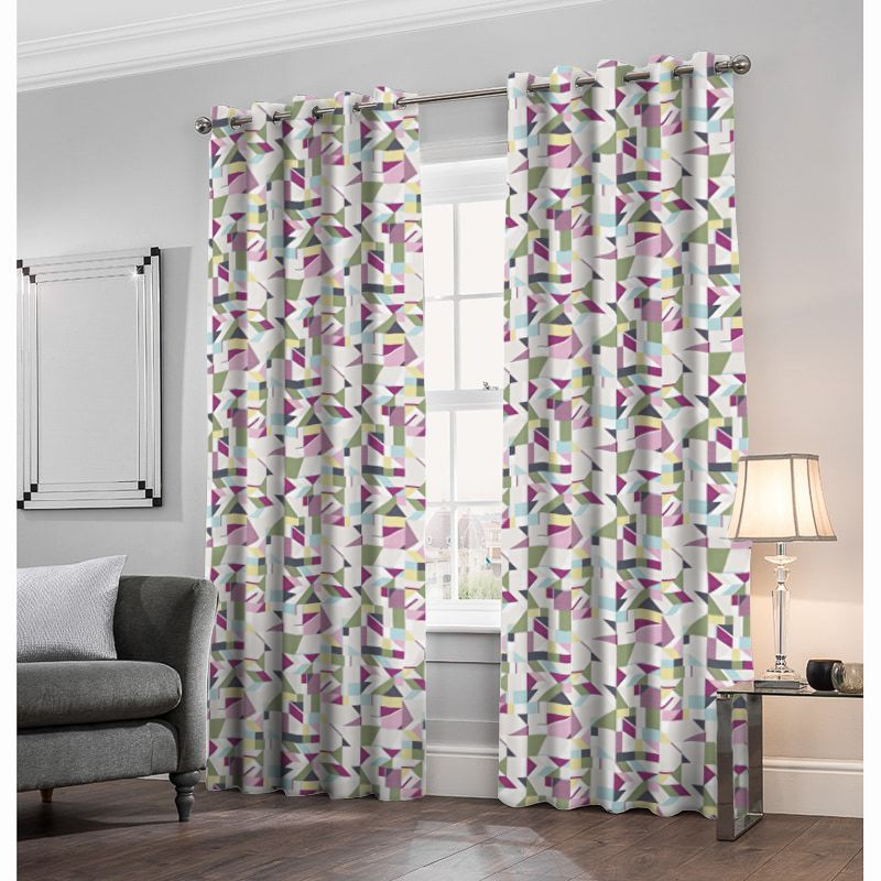 Rae Violet Made to Measure Curtains