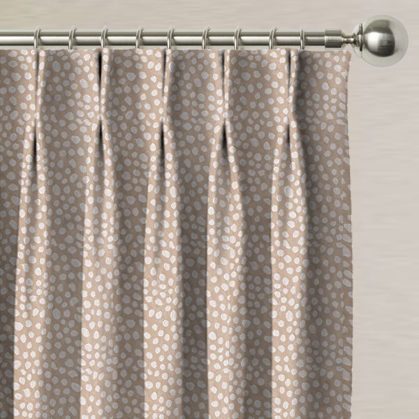 Furley Taupe Made to Measure Curtains