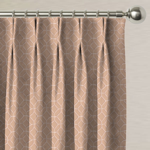 Lanark Shell Made to Measure Curtains