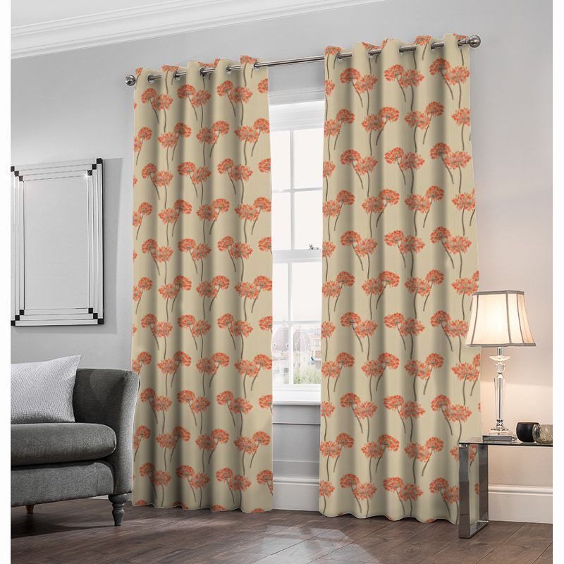Hepburn Mandarin Made to Measure Curtains