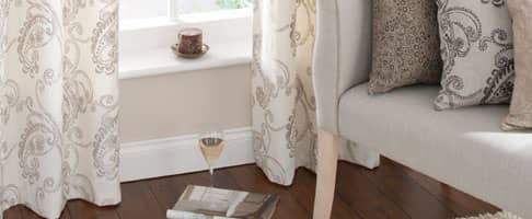 Ready Made Curtains in a range of sizes