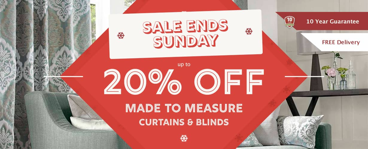 Made to Measure - Winter Sale 2019
